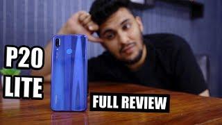 Huawei P20 Lite Review After 1 Month HINDI - Sirf Design Kaafi Hai?