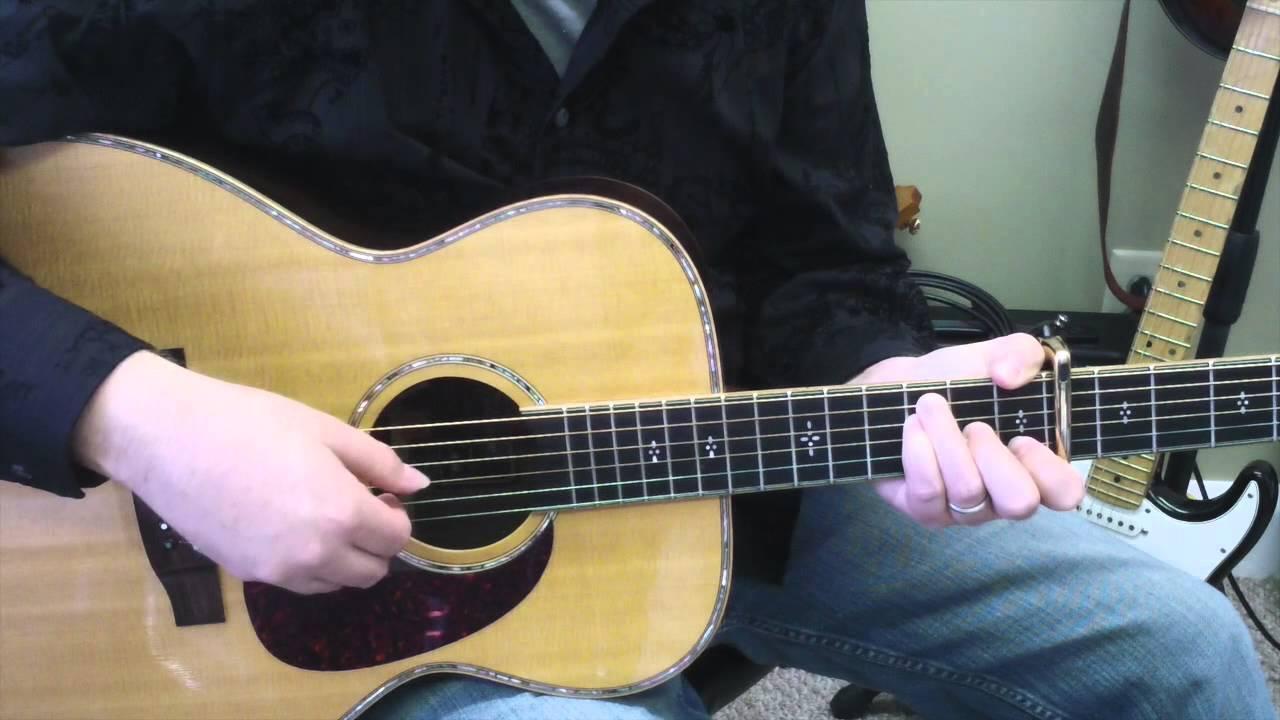 The Eye By Brandi Carlile Guitar Lesson Youtube