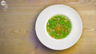 【雨水】翡翠海鮮羹|C2食光|節氣料理食譜|4K