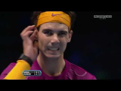 Nadal vs Murray World Tour Finals 2010 SF Mp3