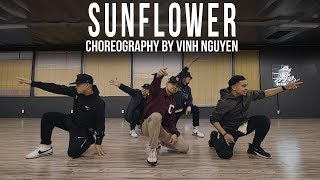 Post Malone Ft. Swae Lee sunflower Choreography By Vinh Nguyen