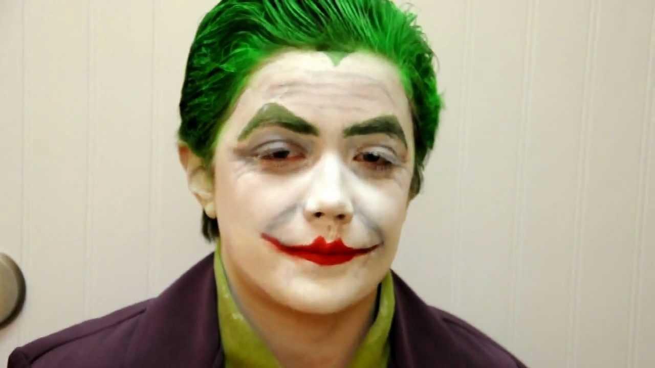 Batman Face Paint Kids