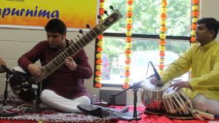 Taalsadhana - Music of Maihar - Sitar Sarod Duet Kaushi Bhairav Gat