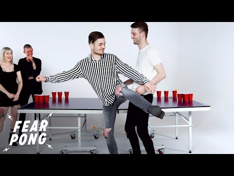 Couple Vs. Couple (Rhea & Jamieson Vs. Dahlton & Conner) | Fear Pong | Cut