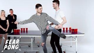Couple vs. Couple (Rhea & Jamieson vs. Dahlton & Conner) | Fear Pong | Cut