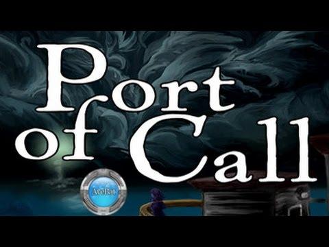 Port of Call Gameplay Walkthrough 60fps