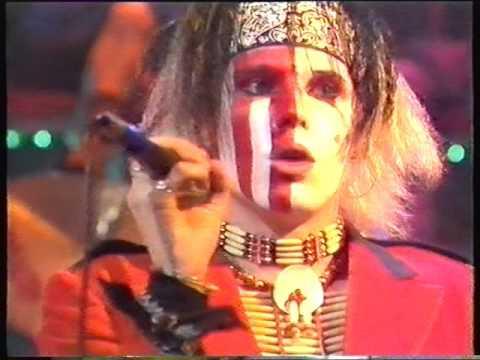 The Cult Spiritwalker, Flower In The Desert, Horsenation,Live The Tube 13/01/84