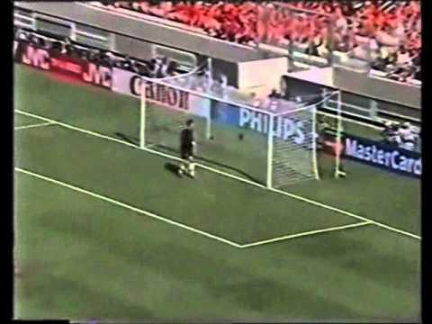 Diego Simeone, jugadas y goles en la Selección Argentina