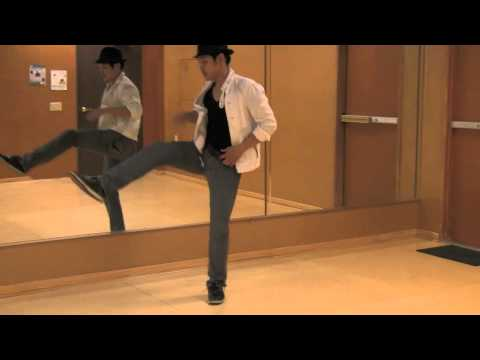 Michael Jackson Tutorial - Combination 4 Travel Video