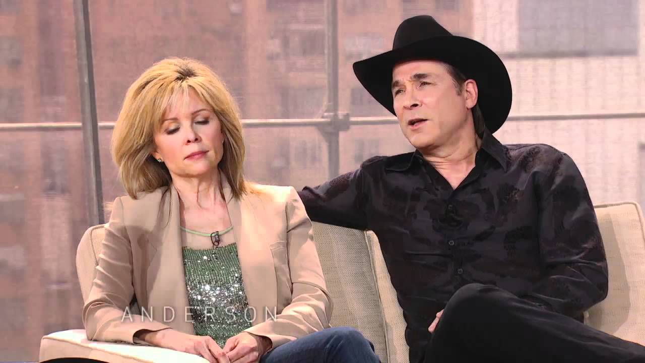 Clint black recalls life before being famous youtube for Where is clint black and lisa hartman