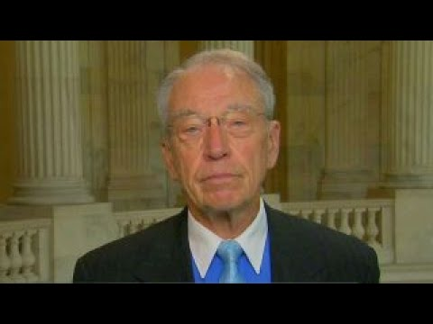 Tax cuts will 'absolutely' be in place by Christmas: Sen. Chuck Grassley