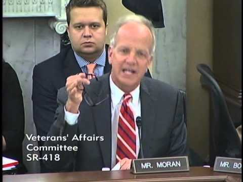 Sen. Moran Emphasizes Importance of Research for Veterans Exposed to Agent Orange, Toxic Chemicals