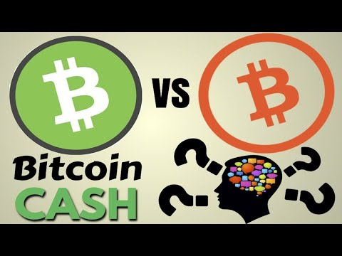 Bitcoin Cash Explained ( BTC Vs BCH )