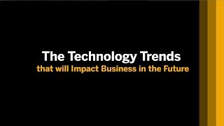 Futurist Shara Evans | The Technology Trends that will Impact Business in the Future