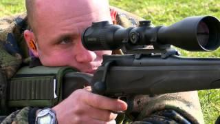 Rifle skills: boresighting and zeroing