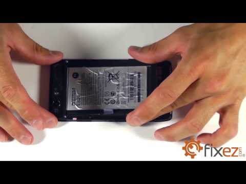 Motorola Droid Razr Screen Repair & Disassemble