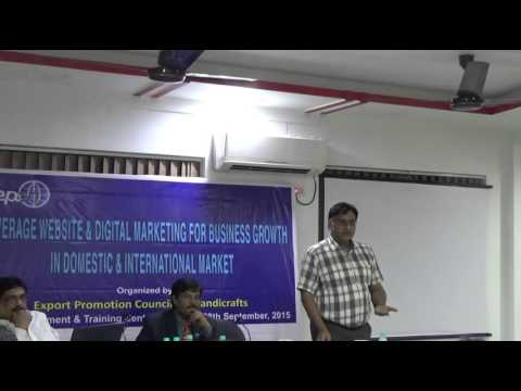 20150928194954  -E-Commerce for Handicrafts Business-Prof Unus Molla
