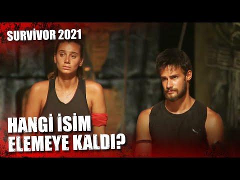 HAFTANIN İKİNCİ ELEME ADAYI! | Survivor 2021