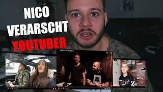 Nico verarscht Youtuber | wahrscheinlich ne 9 | inscope21