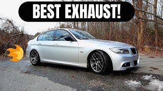 Crazy Valved BMW 335i Review (can it compete with m-cars)