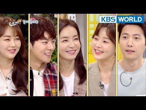 Happy Together I  해피투게더 - Park Sunyoung, Lee Sangwoo,  Han Jihye, Urban Zakapa etc. [ENG/2018.03.22]