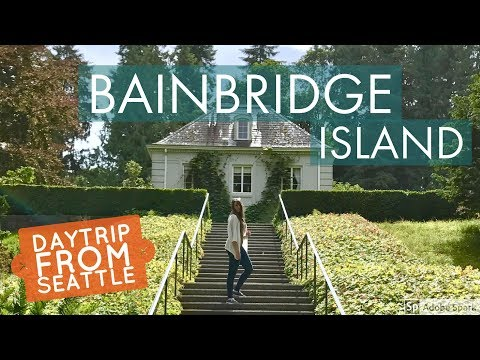 Bainbridge Island | Washington Day Trip from Seattle