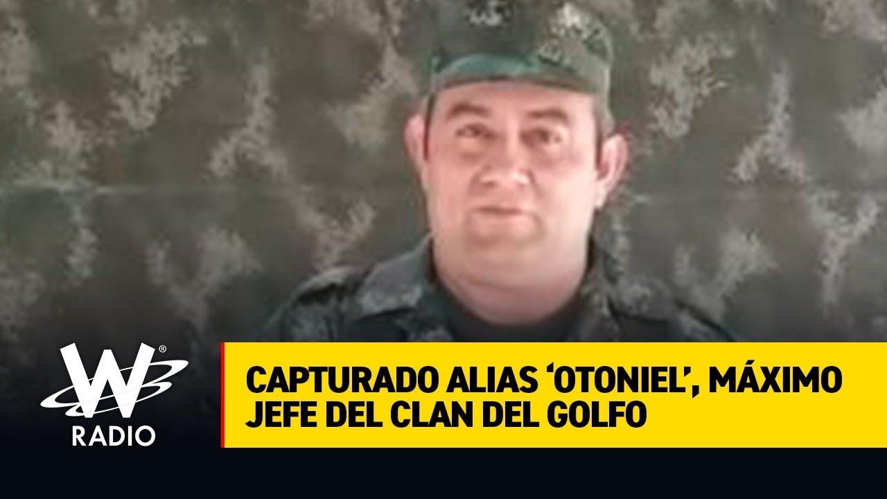 Download Capturado alias 'Otoniel', máximo jefe del Clan del Golfo