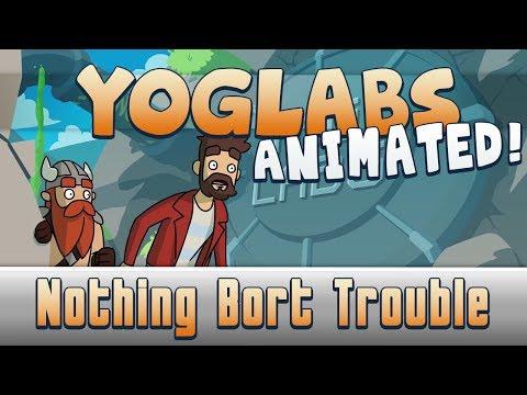 YogLabs Animation - Nothing Bort Trouble