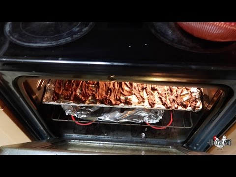 HOW TO MAKE THE BEST BEEF JERKY IN THE OVEN! QUICK & EASY