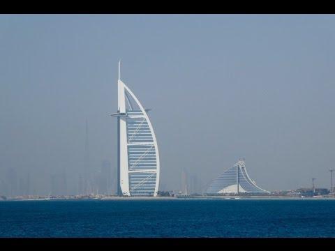 Viagem ao Oriente Médio - Dubai - Parte 1