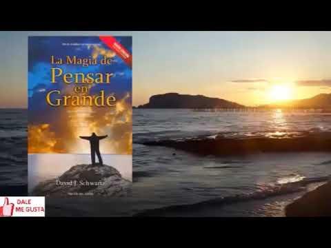 Audio Libro La Magia De Pensar En Grande/ Audio Libros De Superacion Y Crecimiento Personal