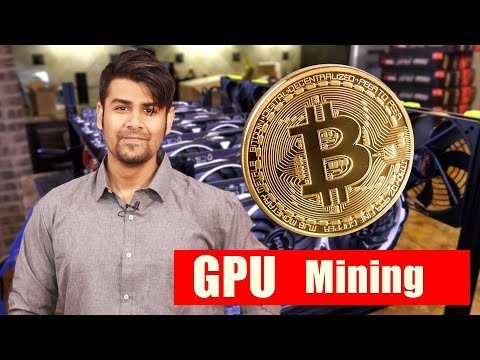 💵 Graphics Card + Bitcoin = Money 💵 | GPU Mining