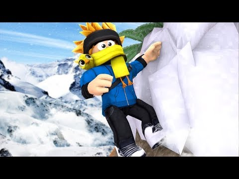 🐤ROBLOX #301 WSPINAM SIĘ NA MOUNT EVEREST!