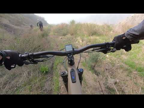 Verdugo  Mtn Pt-2:  Skyline Trail