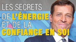 Anthony Robbins - Les Secrets De L'Énergie Et De La Confiance En Soi