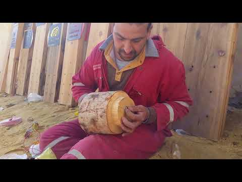 Making a Wooden Lamp
