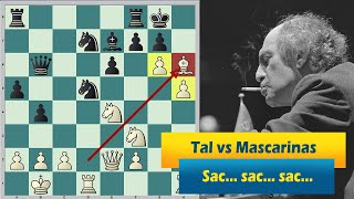 This Is How Mikhail Tal