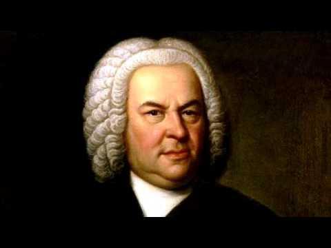 Bach - SARABANDE CON PARTITE C DUR BWV 990