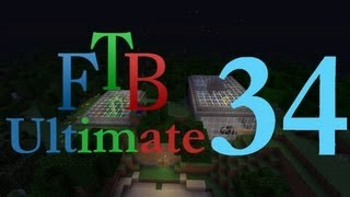 FTB Ultimate 34: Achieving nothing