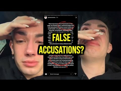 JAMES CHARLES RESPONDS TO HATE + JACLYN APOLOGISES TO FAN + MORE! thumbnail
