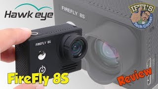 HawkEye Firefly 8S Action Camera : REVIEW & SAMPLE CLIPS!