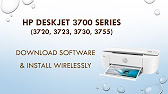 HP Deskjet 3700 series