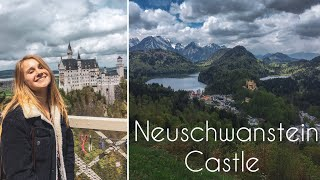Neuschwanstein Castle Reality | Top Germany Travel Vlog 2019