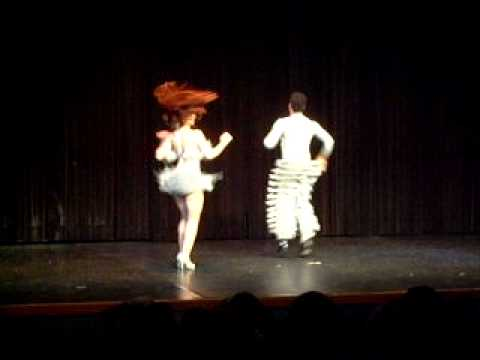 Ballet  Pamela Lima Espetaculo 2010