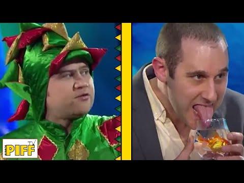 Penn & Teller Fool Us: Piff & Finn & Teller