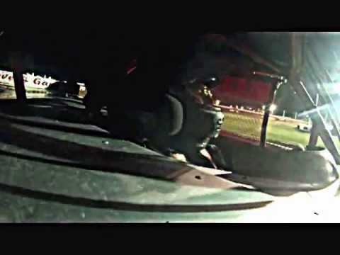 Kyle Prauner In Car. Riviera Raceway. 6-22-13