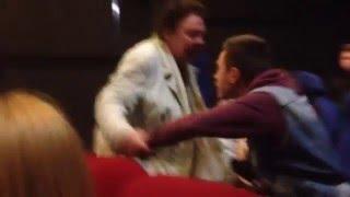 Бійка в кінотеатрі Boomer!!!
