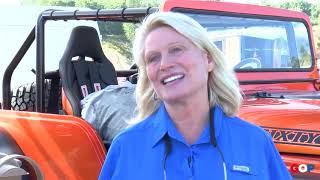 Sen. Johnson visits the Holly Oaks ORV Park