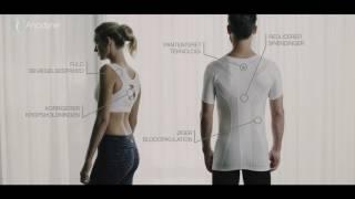 Anodyne.dk - Holdningskorrigerende tøj
