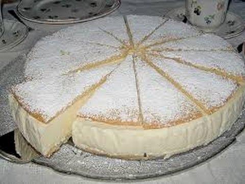 Kuchen ohne Backen Kse Sahne Torte  YouTube